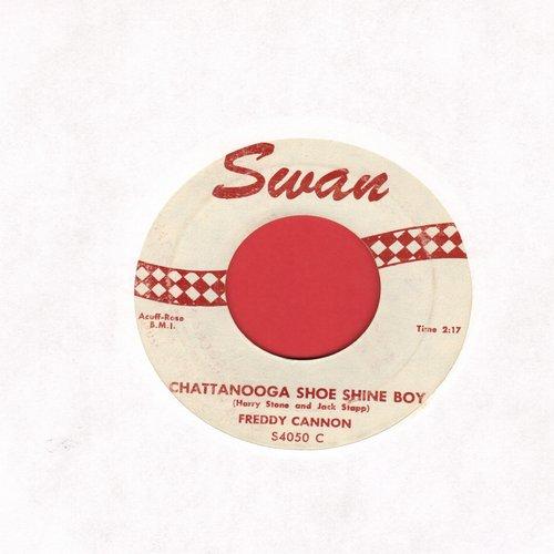 Cannon, Freddy - Chattanooga Shoe Shine Boy/Boston My Home Town  - EX8/ - 45 rpm Records