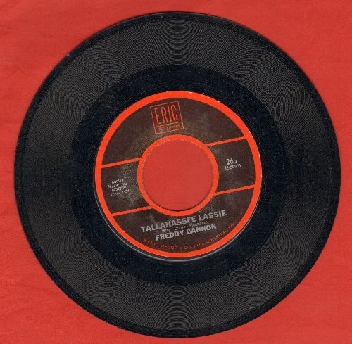 Cannon, Freddy - Tallahassee Lassie/Abigail Beecher (double-hit re-issue) - EX8/ - 45 rpm Records