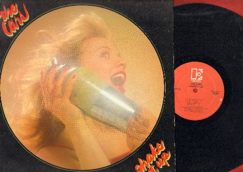 Cars - Shake It Up: Cruiser, Maybe Baby, Think It Over, Since You're Gone (vinyl STEREO LP record) - NM9/EX8 - LP Records