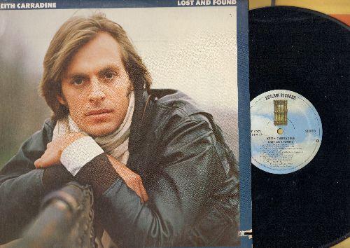 Carradina, Keith - Lost And Found: Mr. Blue, San Diego Serenade, Neutron Bomb, Rain (vinyl STEREO LP record) - NM9/EX8 - LP Records