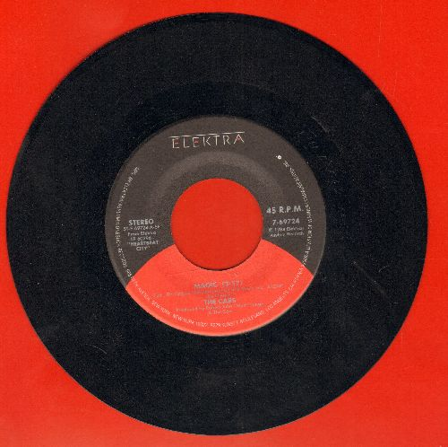 Cars - Magic/I Refuse  - EX8/ - 45 rpm Records