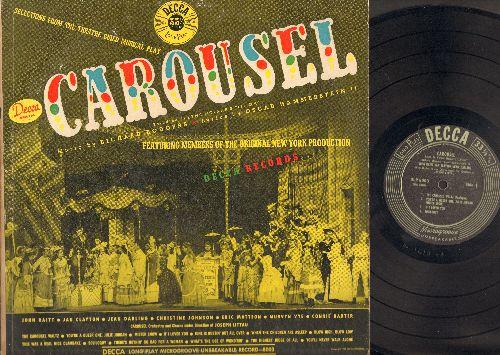 Carol, Rene - Rote Rosen, rote Lippen, roter Wein/Ich habe sonst nichts als dich und deine Liebe auf der Welt (10 inch 78 rpm record, German Pressing, sung in German) - EX8/ - 78 rpm