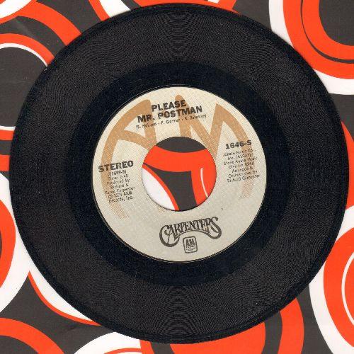 Carpenters - Please Mr. Postman/This Masquarade - VG7/ - 45 rpm Records