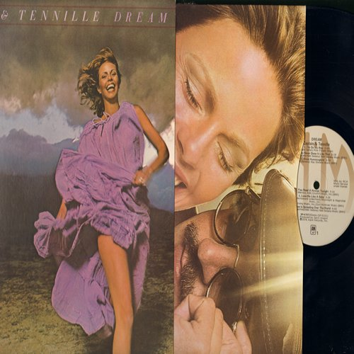 Captain & Tennille - Dream: I'm On My Way, You Never Done It Like That, Good Enough (Vinyl STEREO LP record) - M10/NM9 - LP Records
