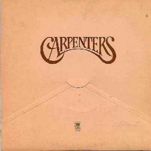 Carpenters - Carpenters: Rainy Days And Mondays, Bacharach/David Medley, Superstar, Druscilla Penny, For All We Know (vinyl LP record in unique love-letter-fold-out cover) - EX8/VG7 - LP Records