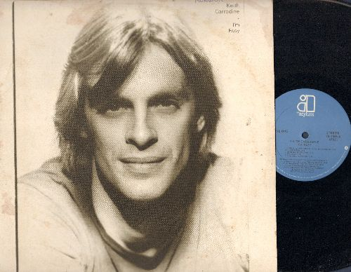 Carradine, Keith - I'm Easy: Honey Won't You Let Me Be Your Friend, Been Gone So Long, I'll Be There, I Will Never Forget Your Face (includes the Academy Award Winning Best Song -I'm Easy-) (Vinyl STEREO LP record) - NM9/VG7 - LP Records