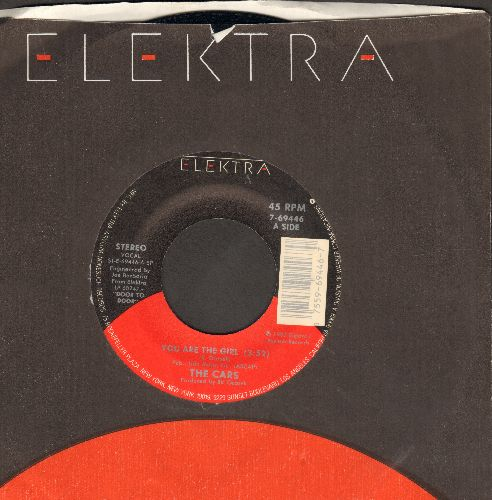 Cars - You Are The Girl/Ta Ta Wayo Wayo - EX8/ - 45 rpm Records