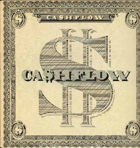 Ca$hflow - Ca$hflow: Party Freak, Spending Money, It's Just A Dream, Mine All Mine (Vinyl STEREO LP record) - NM9/NM9 - LP Records