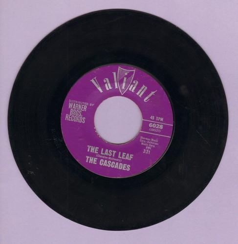 Cascades - The Last Leaf/Shy Girl (sol) - VG6/ - 45 rpm Records