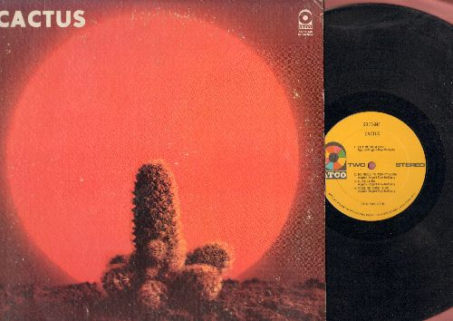 Cactus - Cactus: Parchman Farm, Let Me Swim, Feel So Good, Oleo (vinyl STEREO LP record) - VG7/VG7 - LP Records