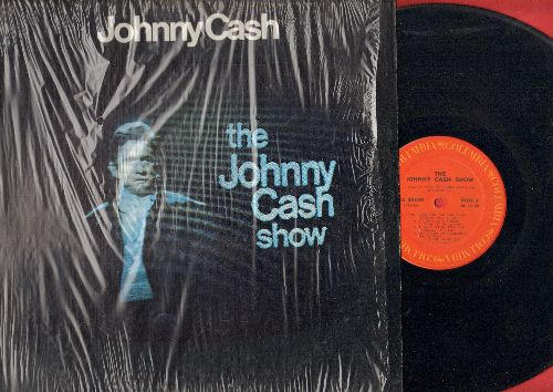 Cash, Johnny - Johnny Cash Show: Sunday Morning Coming Down, Come Along And Ride This Train (vinyl STEREO LP recod, shrink wrap) - EX8/NM9 - LP Records