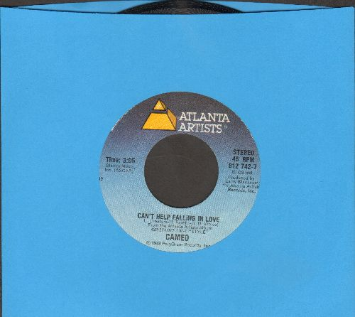 Cameo - Can't Help Falling In Love/For You - NM9/ - 45 rpm Records