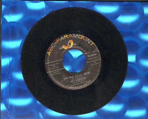 Charles, Ray - Hit The Road Jack/The Danger Zone (wol) - VG7/ - 45 rpm Records