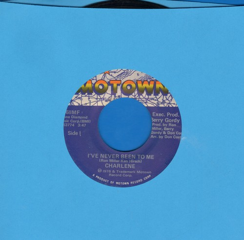 Charlene - I've Never Been To Me/Somewhere In My Life  - VG7/ - 45 rpm Records
