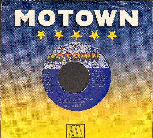 Charlene - I've Never Been To Me/Somewhere In My Life (with Motown company sleeve) - NM9/ - 45 rpm Records