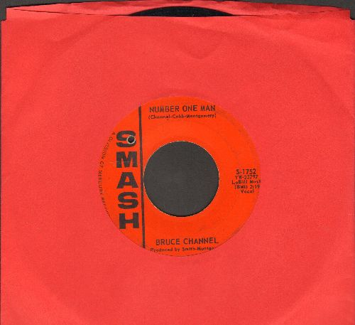 Channel, Bruce - Number One Man/If Only I Had Known (bb) - EX8/ - 45 rpm Records