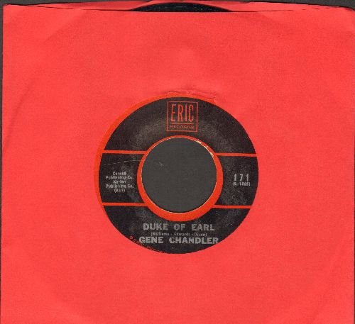 Chandler, Gene - Duke Of Earl/Check Yourself (double-hit re-issue) - NM9/ - 45 rpm Records