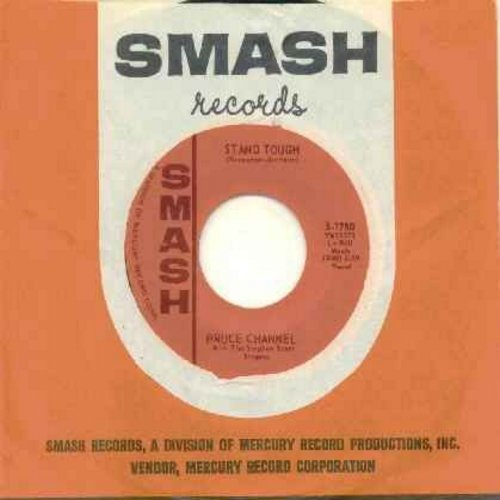 Channel, Bruce - Stand Tough/Somewhere In This Town (with original company sleeve) (bb) - EX8/ - 45 rpm Records