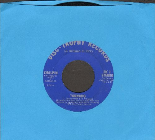 Chalpin - Tornado/Disco Dip - VG7/ - 45 rpm Records