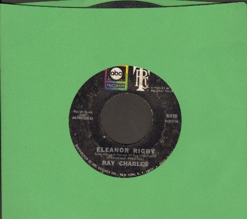 Charles, Ray - Eleonor Rigby/Understanding - VG7/ - 45 rpm Records