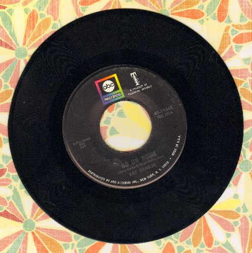 Charles, Ray - Go On Home/That's A Lie  - NM9/ - 45 rpm Records