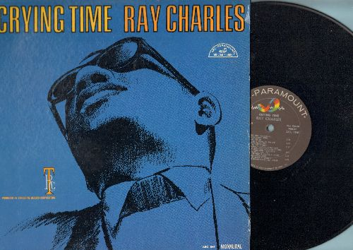 Charles, Ray - Crying Time: Let's Get Stoned, You're Just About To Lose Your Clown, You've Got A Problem, Tears (Vinyl MONO LP record) - EX8/EX8 - LP Records