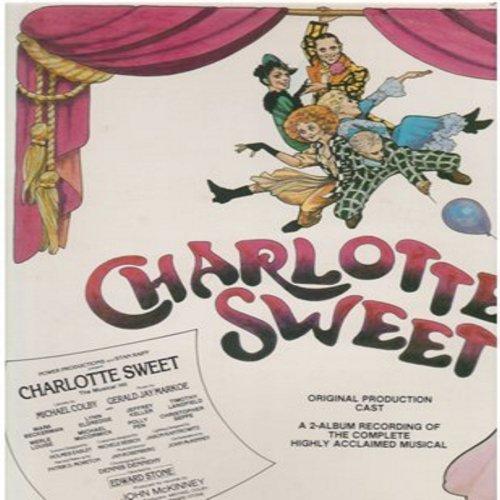 Charlotte Sweet - Charlotte Sweet - Original Production Cast, 2 vinyl LP record set, gate-fold cover - M10/EX8 - LP Records