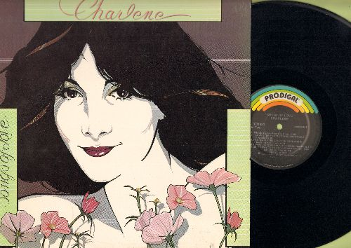 Charlene - Songs Of Love: I've Never Been To Me, It Ain't Easy Comin' Down, On My Way To You, Freddie, Hey Mama (Vinyl LP record, small cut-out on bottom of cover) - M10/EX8 - LP Records