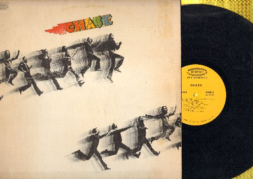Chase - Chase: Handbags And Glad Rags, Boys And Girls Together, Open Up Wide, Get It On (vinyl STEREO LP record) - NM9/VG7 - LP Records