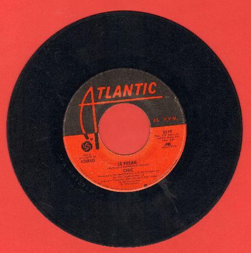 Chic - Le Freak (Freak Out!)/Savoir Faire  - VG6/ - 45 rpm Records