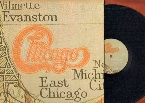Chicago - Chicago XI: Mississippi Delta City Blues, Baby What A Big Surprise, Vote For Me, Little One (vinyl STEREO LP record, gate-fold cover) - VG7/NM9 - LP Records