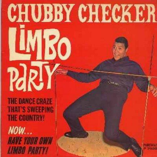 Checker, Chubby - Limbo Party: La La Limbo, Mary Ann Limbo, Limbo Rock, La Bamba - VG7/VG7 - LP Records