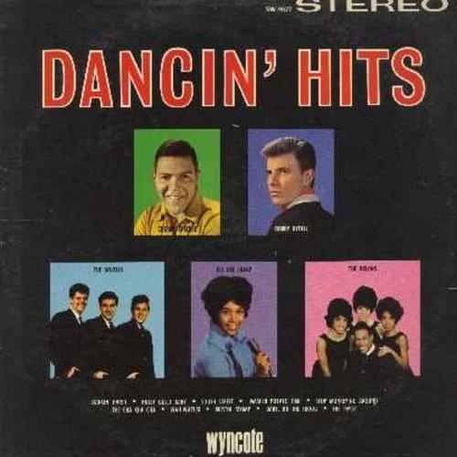 Checker, Chubby, Bobby Rydell, Dovells, Dee Dee Sharp, Orlons - Dancin' Hits: Mashed Potato Time, The Cha Cha Cha, Wah-Watusi, The Twist, Bristol Stomp, Dancin' Party (Vinyl LP record) - NM9/EX8 - LP Records