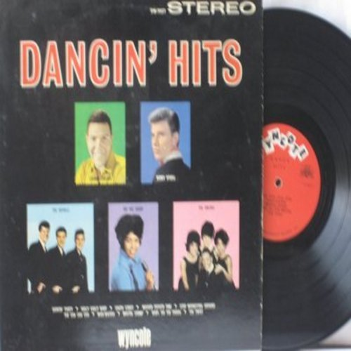 Checker, Cubby, Bobby Rydell, Orlons, Dee Dee Sharp, Dovells - Dancin' Hits: Dancin' Party, Mashed Potato Time, Wah-Watusi, The Cha Cha Cha, Beistol Stomp (Vinyl STEREO LP record) - NM9/NM9 - LP Records