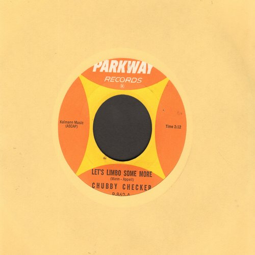 Checker, Chubby - Let's Limbo Some More/Twenty Miles - NM9/ - 45 rpm Records