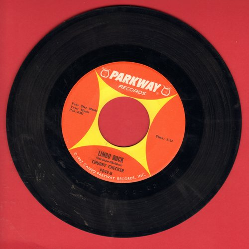 Checker, Chubby - Limbo Rock/Popeye The Hitchhiker - VG7/ - 45 rpm Records