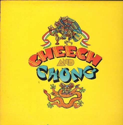 Cheech & Chong - Cheech And Chong: Blind Melon Chitlin', Wink Dinkerson, Acapulco Gold Filters, Trippin' In Court, more! (vinyl STEREO LP record) - EX8/EX8 - LP Records