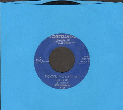 Chandler, Gene - No One Can Love You (Like I Do)/Good Times - VG7/ - 45 rpm Records