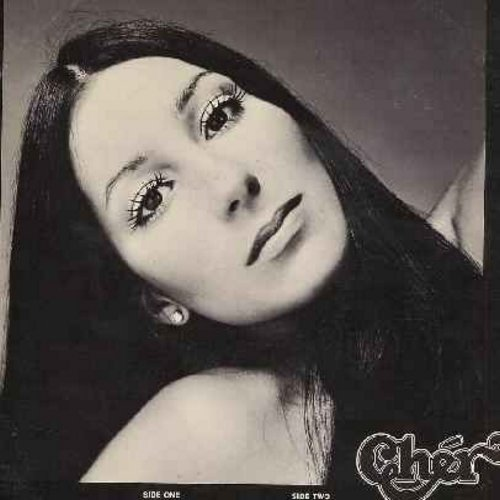 Cher - Cher: Gypsies Tramps & Thieves, He Ain't Heavy - He's My Brother, Fire & Rain (Vinyl STEREO LP record) - EX8/VG7 - LP Records