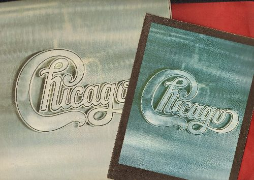 Chicago - Chicago: 2 vinyl STEREO LP records, 1976 issue of 1976 recordings, with fold-out picture BONUS - VG7/EX8 - LP Records