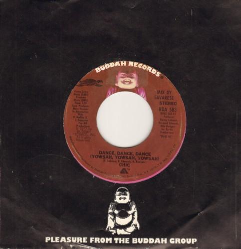 Chic - Dance, Dance, Dance (Yowsah, Yowsah, Yowsah)/Sao Paulo - M10/ - 45 rpm Records