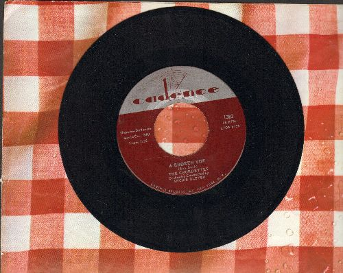 Chordettes - A Broken Vow/All My Sorrow - EX8/ - 45 rpm Records