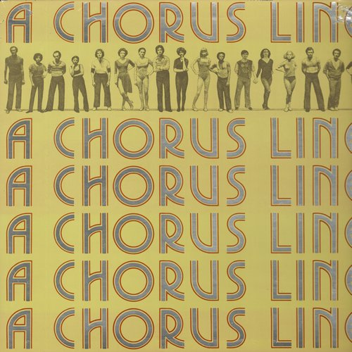 A Chorus Line - A Chorus Line - Original Broadway Cast Recording (Vinyl STEREO LP record, gate-fold cover first pressing) - M10/NM9 - LP Records
