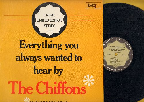 Chiffons - Everything You Always Wanted To Hear By The Chiffons But Couldn't Get!: He's So Fine, One Fine Day, My Boyfriend's Back, It's My Party, The Locomotion, Da Doo Ron Ron (Vinyl STEREO LP record) - NM9/NM9 - LP Records