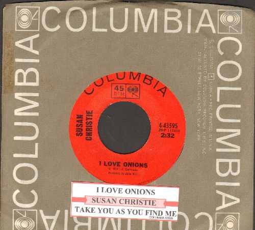 Clark, Petula - A Sign Of The Times/Time For Love (with juke box label and Warmer Brothers company sleeve) - EX8/ - 45 rpm Records