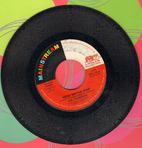 Chubukos - Witch Doctor Bump/House Of The Rising Funk - VG7/ - 45 rpm Records