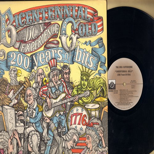 DCA Experience - Bicentennial Gold (200 Years Of Hits): The Yankee Doodle Boy, You're A Grand Old Flag, Happy Days Are Here Again, California Here I Come, Skip To My Lou (Vinyl STEREO LP record) - NM9/NM9 - LP Records