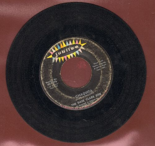 Clark, Dave Five - Chaquita/In Your Heart - VG6/ - 45 rpm Records