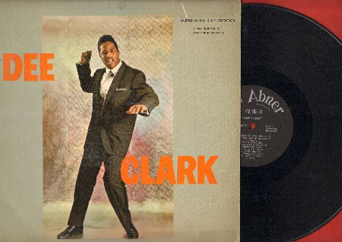 Clark, Dee - Dee Clark: Just Keep It Up, Seven Nights, Hey Little Girl, Nobody But You, Count On Me (Vinyl MONO LP record) - NM9/VG6 - LP Records