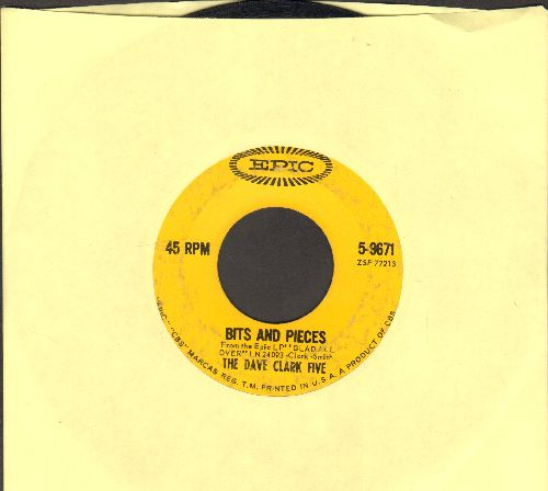 Clark, Dave Five - Bits And Pieces/All Of The Time - VG6/ - 45 rpm Records